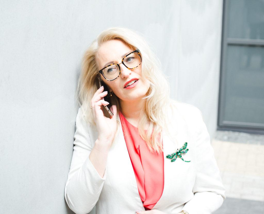 Evija van der Beek par stresa mazināšanu