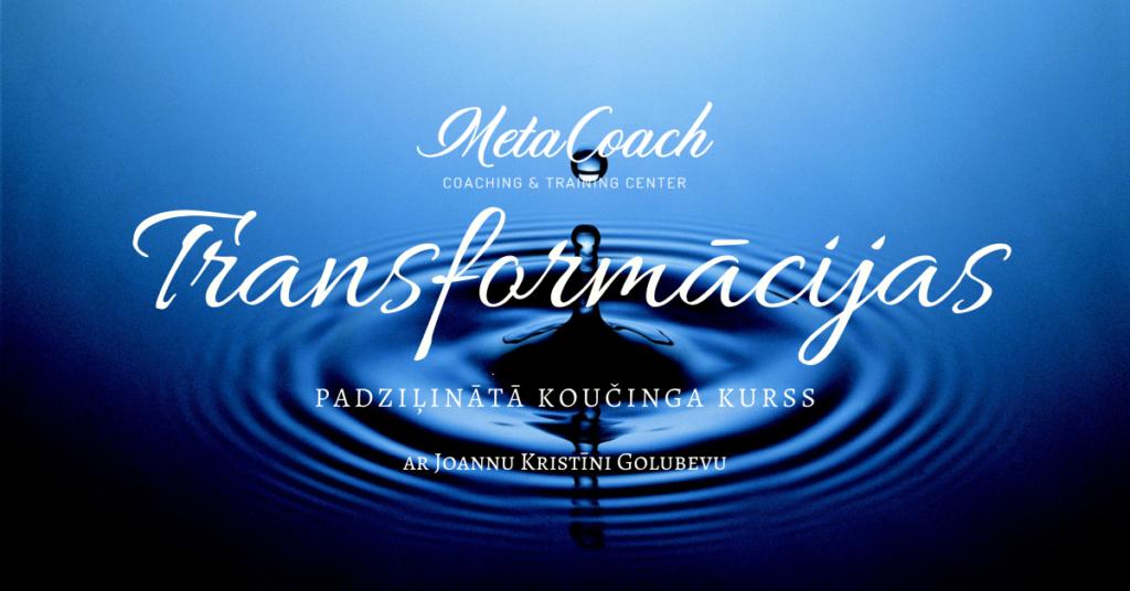 Padziļinātā transformācijas koučinga programma