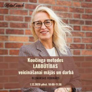 Koučinga metodes labbūtības veicināšanai mājās un darbā