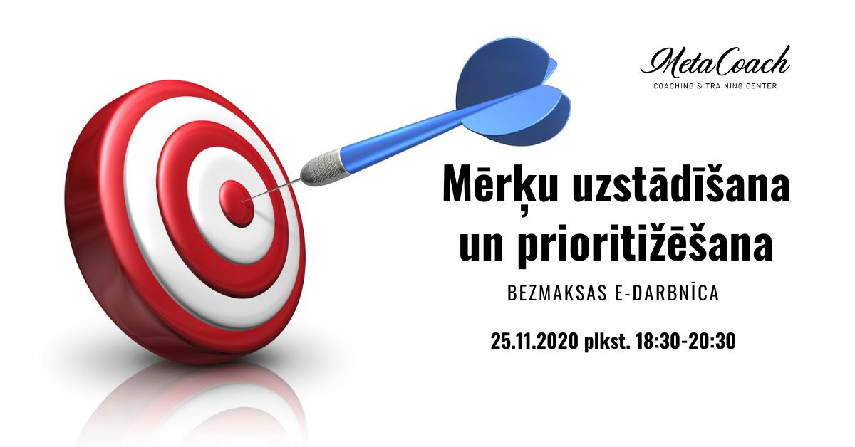 Mērķu uzstādīšana un prioritizēšana