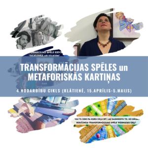 Transformācijas spēles un metaforiskās kartiņas