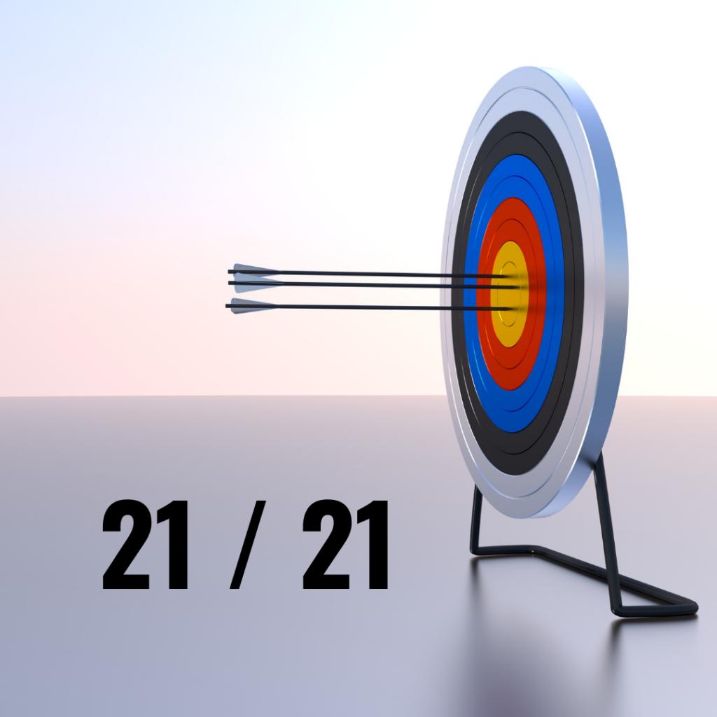 21.gadsimta 21.gada mērķi – kā pareizi tos noteikt?