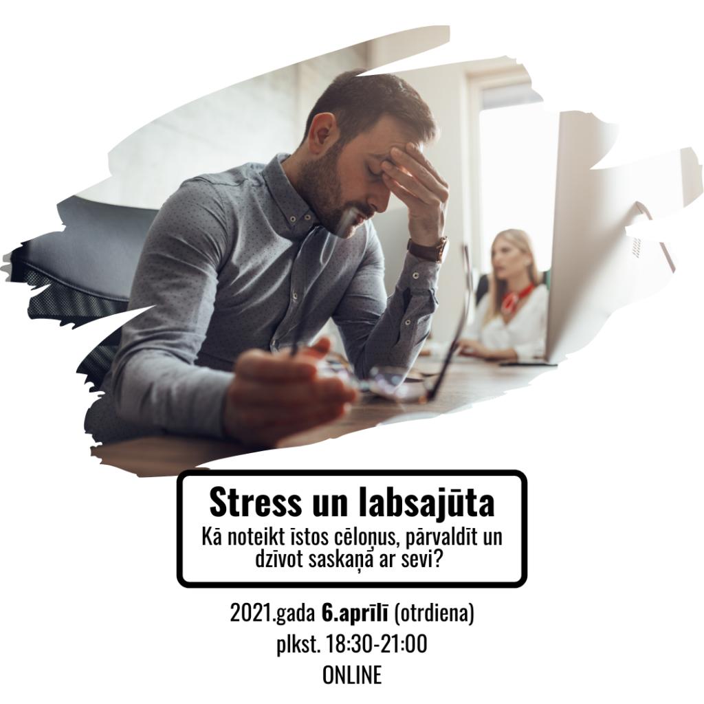 Stress un labsajūta