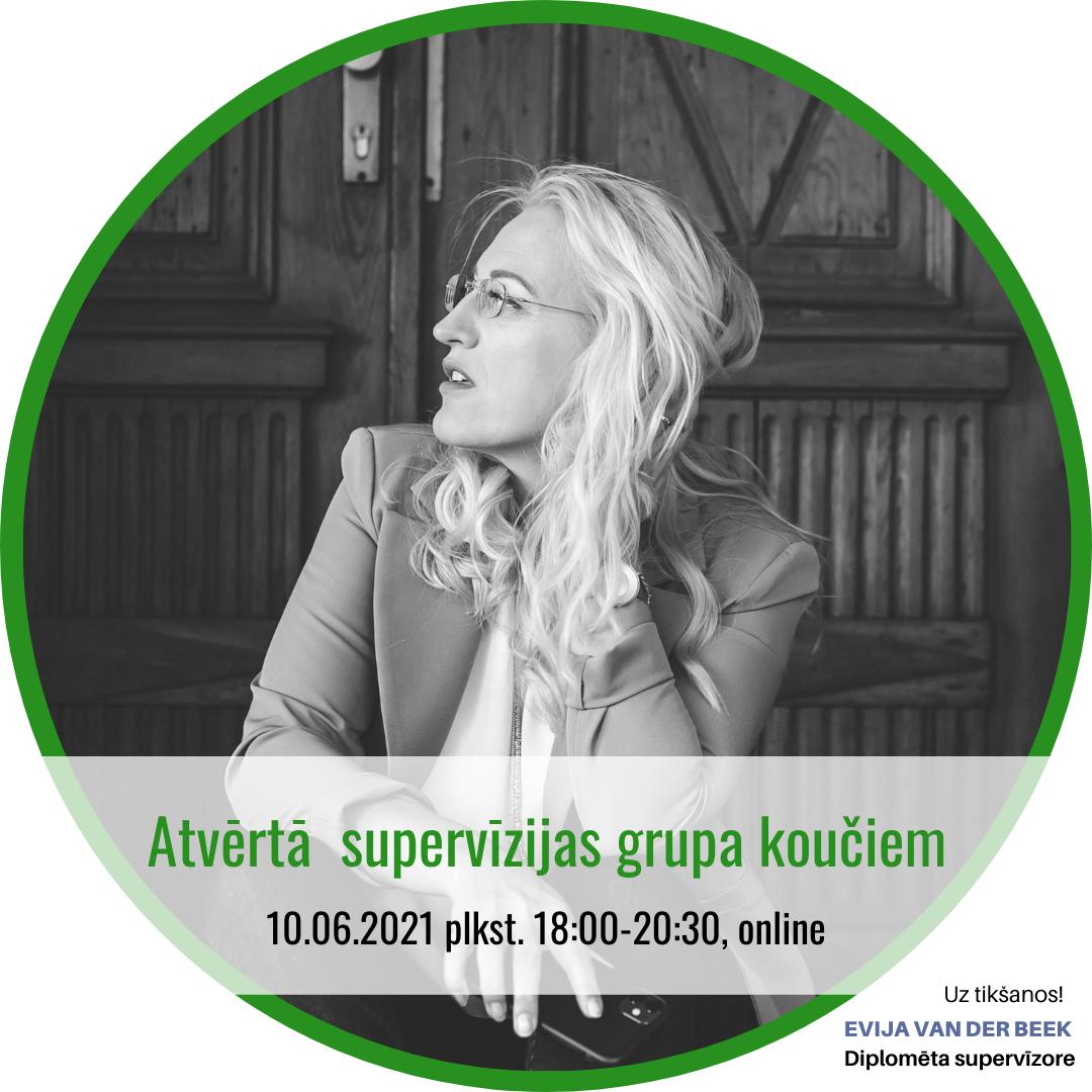 Supervīzijas grupa koučiem