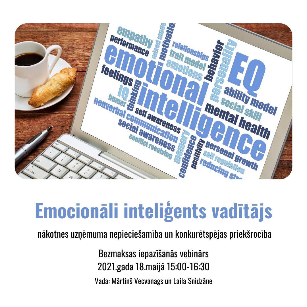 Emocionāli inteliģents vadītājs