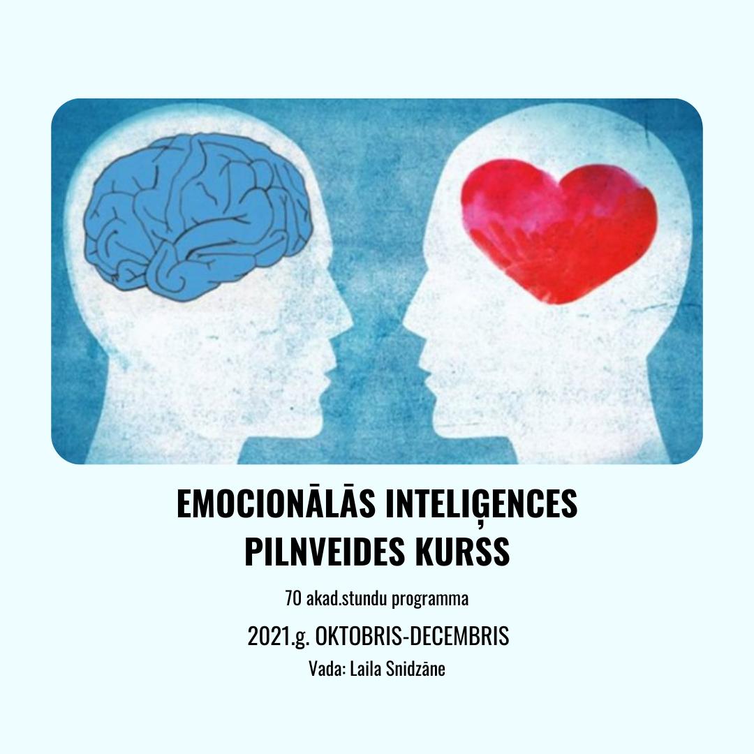 Emocionālās Inteliģences pilnveides kurss