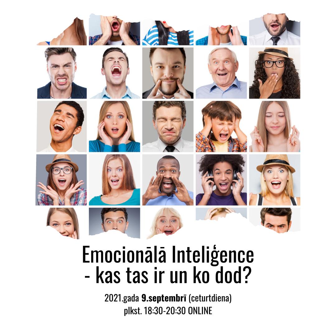 Emocionālā inteliģence - kas tas ir un ko dod?